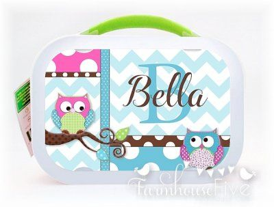 Adorable lunch boxes for girls | BabyCenter Blog