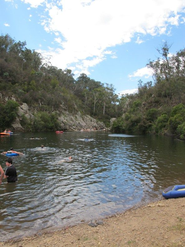 Blue Pool-Briagolong State Forest- Freestone Creek Road, Briagolong