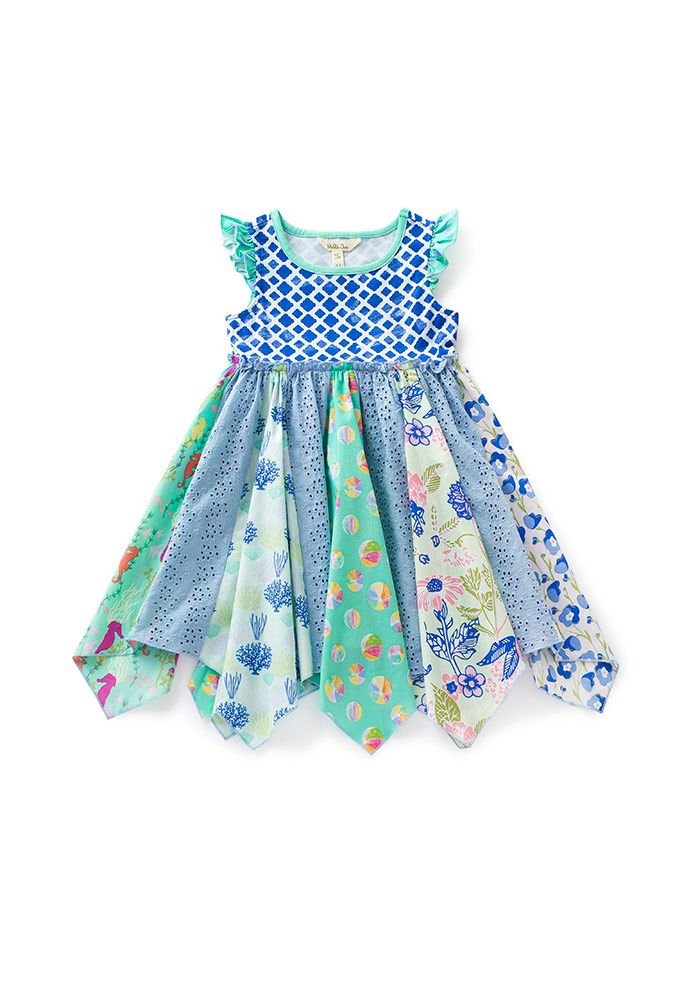 Seahorse Cutie Dress - Matilda Jane Clothing