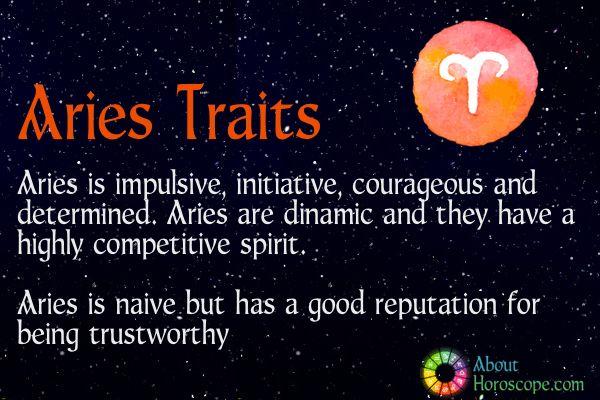 ♈ Aries Traits, Personality And Characteristics