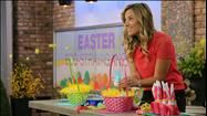 Amber talks Pinterest crafts for Easter and Holidays!