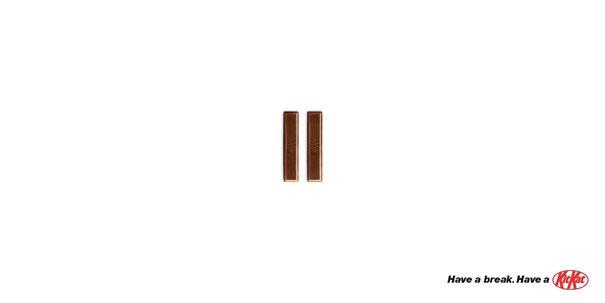 Have a Break. Have a KitKat