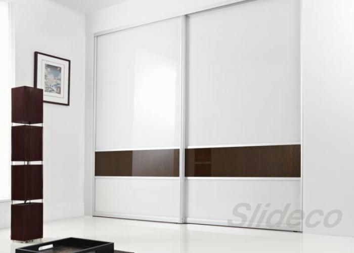 85 best images about wardrobes with sliding doors on for Bedroom wardrobe designs with sliding doors