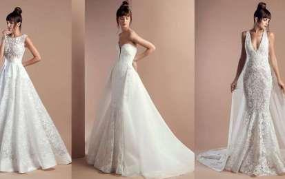 Abiti da sposa Tony Ward 2018: la nuova collezione - Tony Ward presenta la nuova collezione di abiti da sposa per il 2018, una linea scandita da forme classiche abbellite da dettagli molto fashion: tutte le foto.