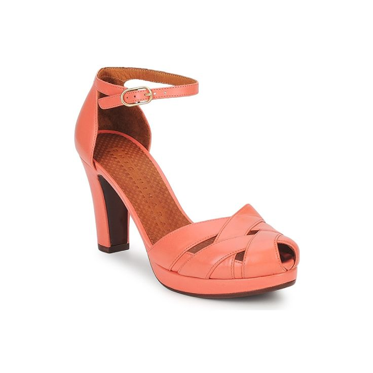chie mihara sale sandals, Chie Mihara Sandals LUCIANA CORAL, chie ...
