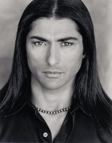 Jay Tavare-Native American men can be so beautiful