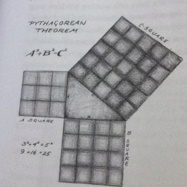 104 best images about pythagorean theorem on pinterest equation scientific notation and student. Black Bedroom Furniture Sets. Home Design Ideas