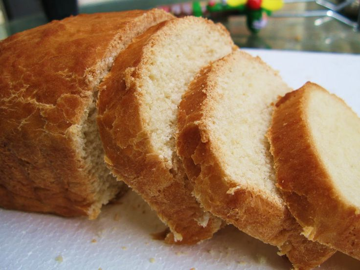 Amish Bread Starter: Sandwich Bread (this is similar to mine)
