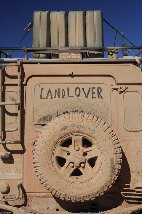 This is what all landrovers should look like. Paint colour is irrelevant after a good plastering with mud ! #landrover
