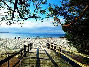 Greenpatch Point - Jervis Bay Australia