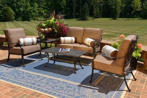 how to clean oxidized aluminum patio furniture