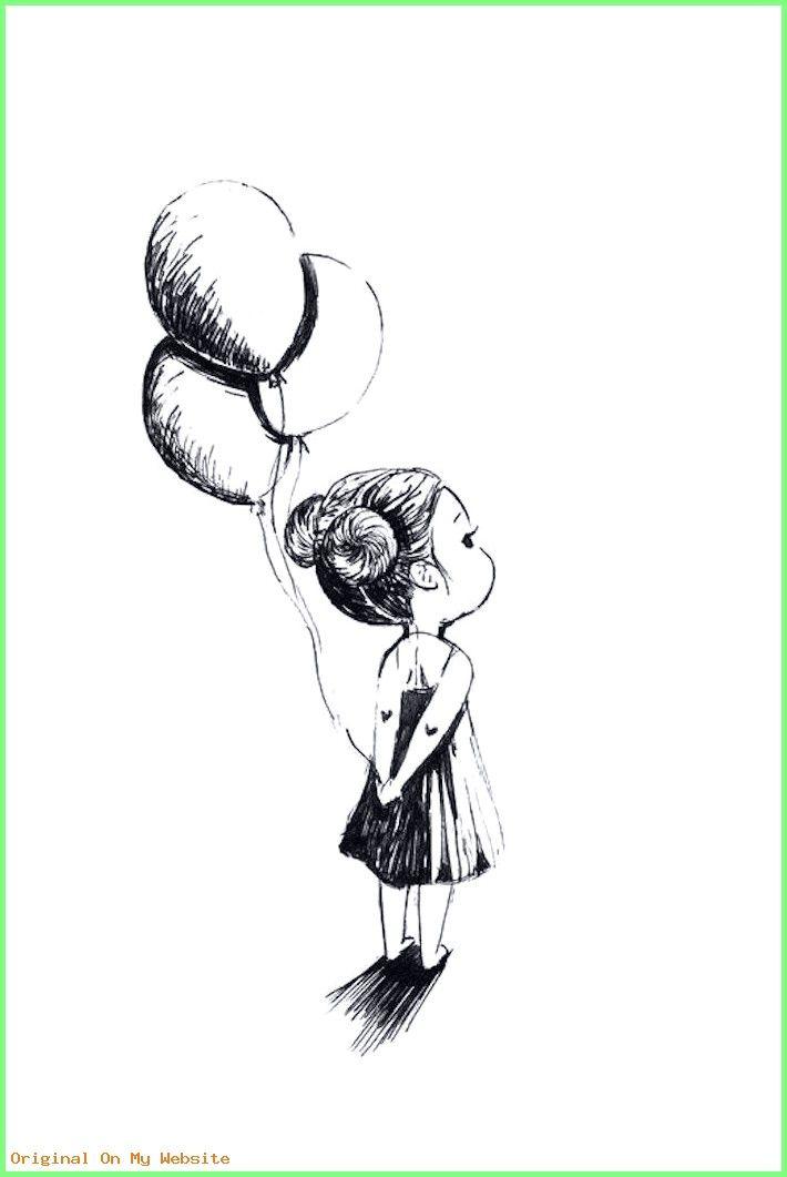 kunst bilder ideen  süßes bild zum nachzeichnen kleines
