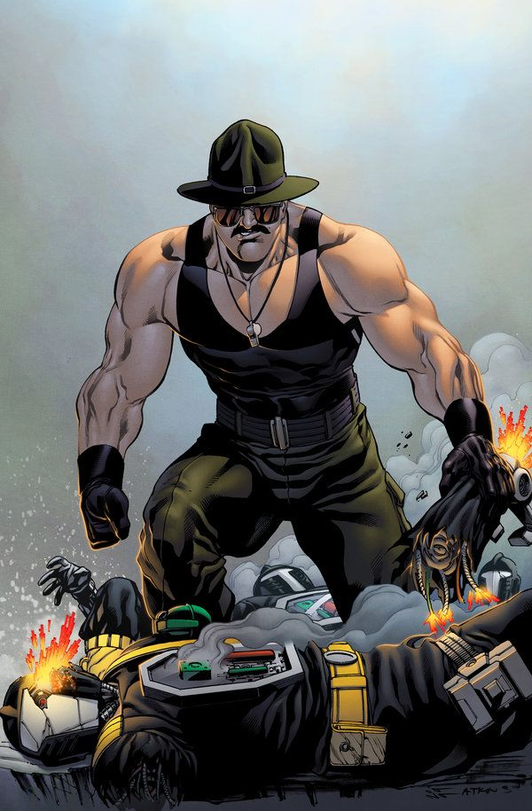 Sgt Slaughter by spidermanfan2099 on DeviantArt