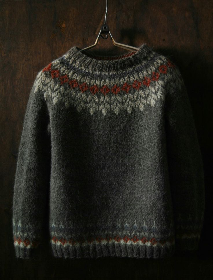 My handmade sweater