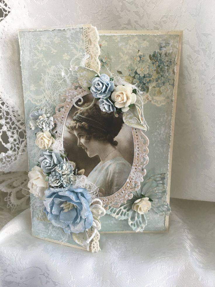 25+ unique Vintage handmade cards ideas on Pinterest | Diy ...