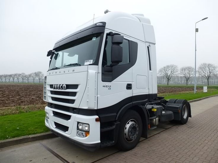 For sale: Used and second hand - Tractor unit IVECO AS440S42