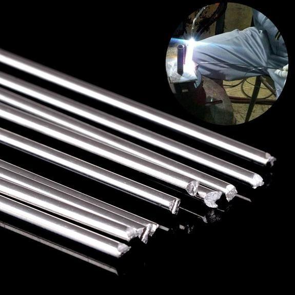 Welding rods Aluminum Melt Equipment Silver Solution Flux cored Easy tool