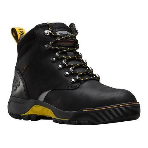 Dr. Martens Ridge 6-Tie Steel Toe Boot Connection