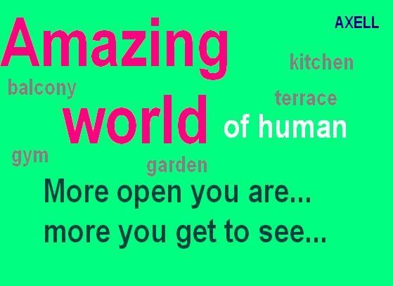 Amazing Human