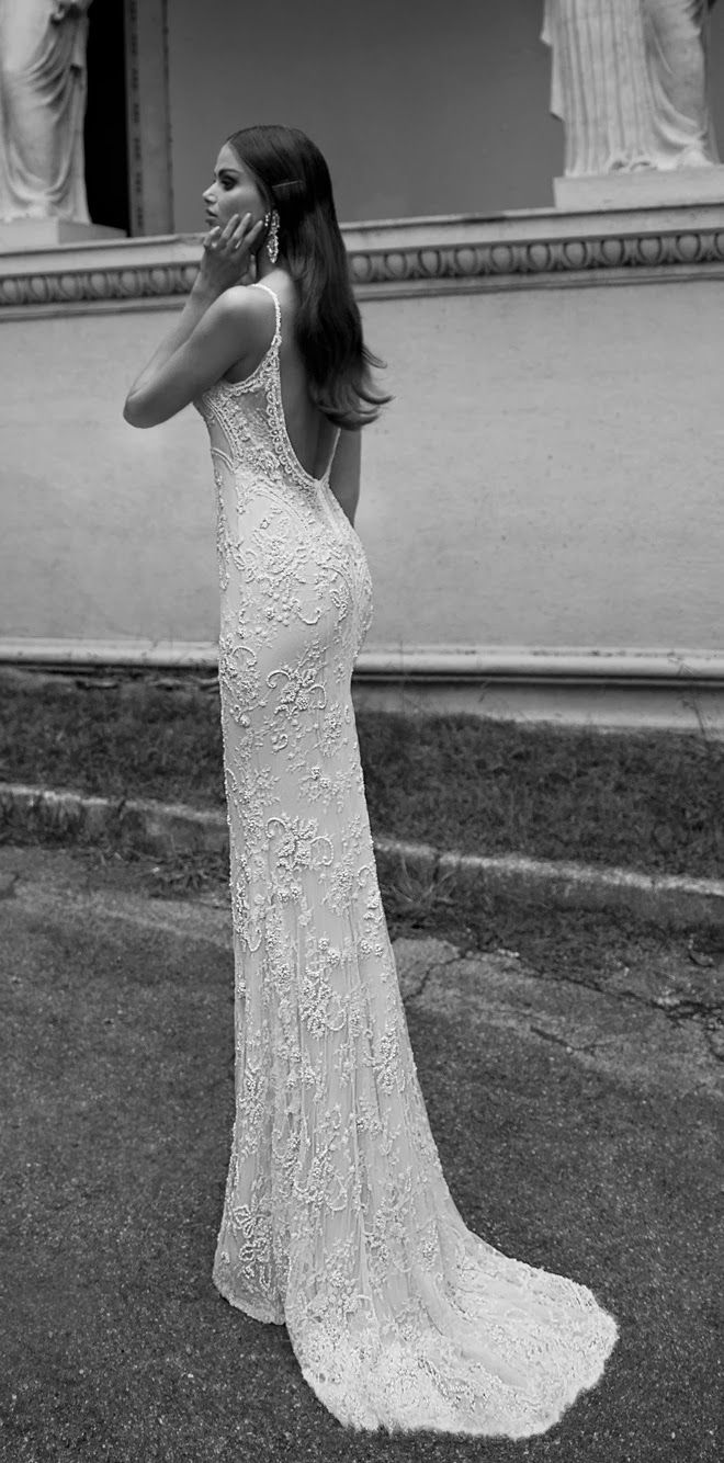 Berta Bridal Winter 2014 Collection - Part 3 - Belle the Magazine . The Wedding Blog For The Sophisticated Bride