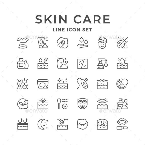Hygiene Black Icons Antiseptic Cream And Hands Vector Image On