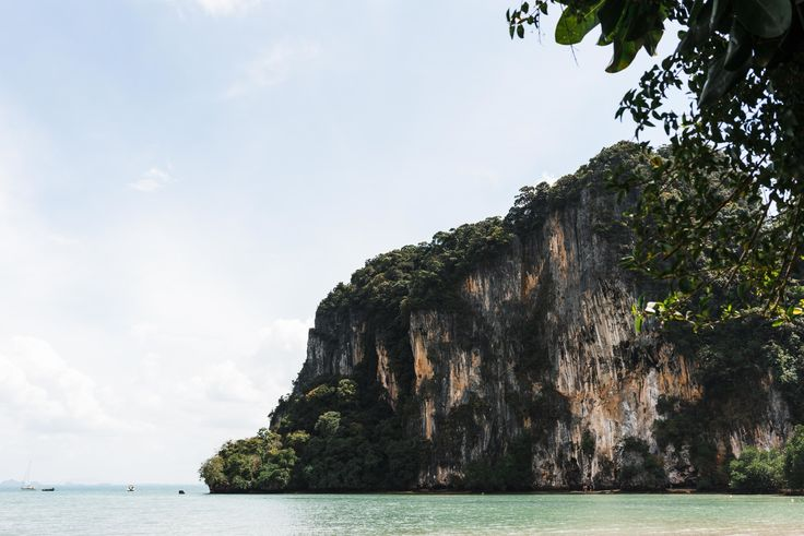 Railay Beach Krabi, Thailand