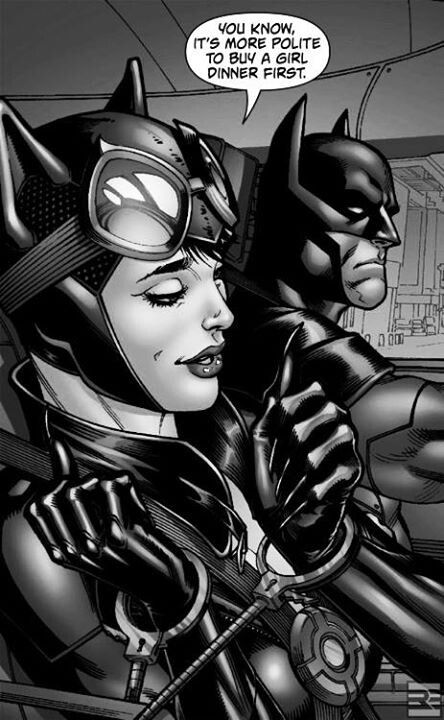 Dating Catwoman / Quotes - TV Tropes