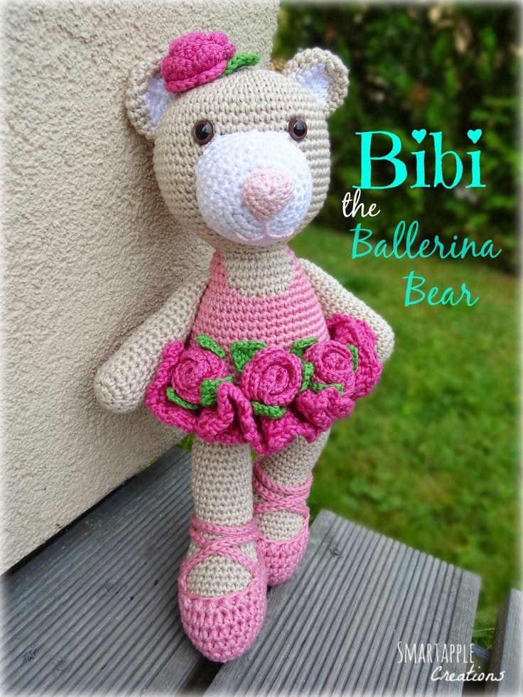 Bibi the Ballerina Bear