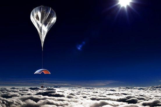 気球で大気圏の端へ―容易な「宇宙旅行」目指すベンチャー企業
