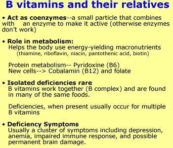 b vitamin mot pms