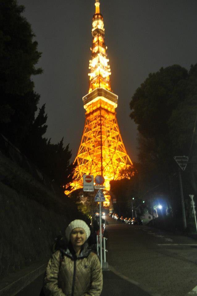 Tokyo Tower JP