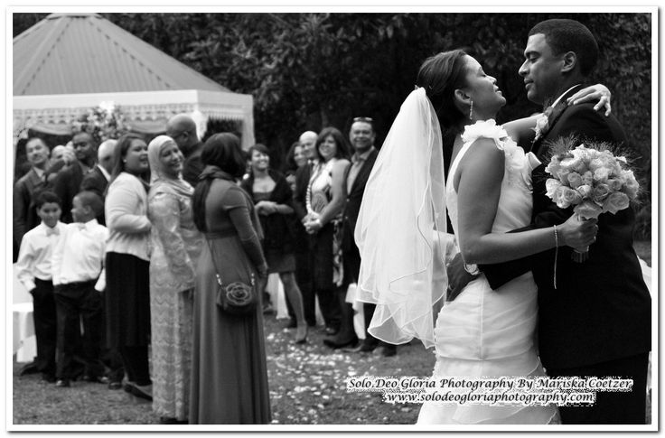 Black and White Wedding Photography By SDG Photography - Mariska Coetzer