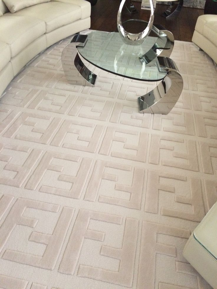 Fendi Area Rugs When You Have It All Rugs Pinterest