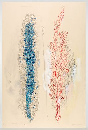 Louise Bourgeois - Eccentric growth, 2006