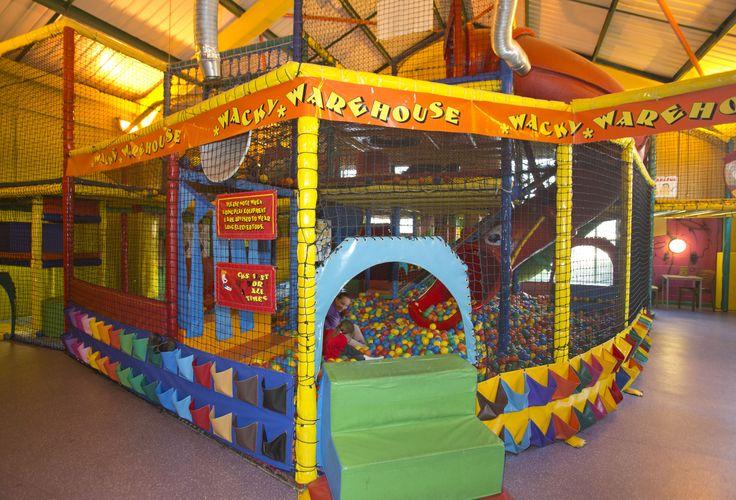 Station Promenade Morecambe Wacky Warehouse Bed Soft