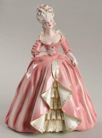 Prima Donna Florence Ceramics Florence Ceramics Figurine