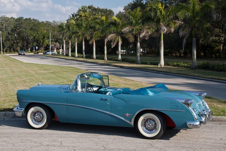 1954 buick skylark convertible cars from my youth. Black Bedroom Furniture Sets. Home Design Ideas