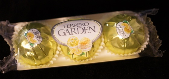 Europe? Ferrero Garden. Available at the nearest gasoline station =)