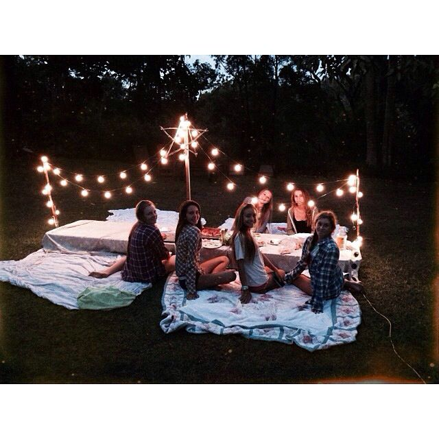 I wanna have a Full Moon Party...something like this.