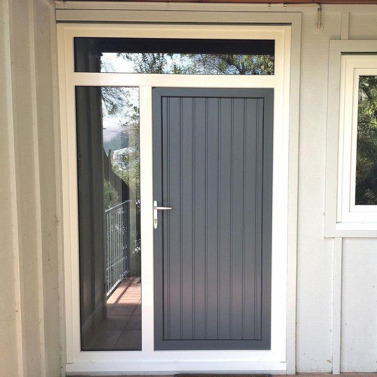 Bas Grey TG Entrance Door 2
