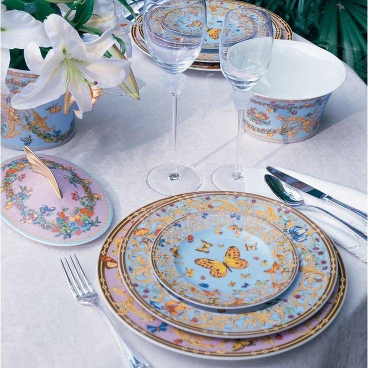 Rosenthal Versace Le Jardin De Porzellan Online Kaufen