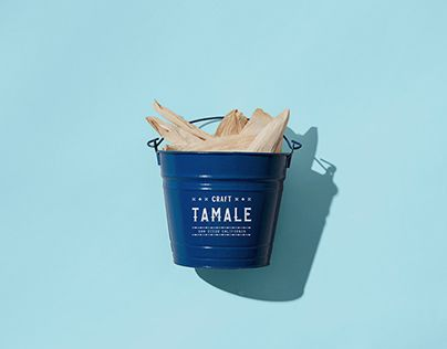 "Popatrz na ten projekt w @Behance: ""Craft Tamale"" https://www.behance.net/gallery/26386171/Craft-Tamale"