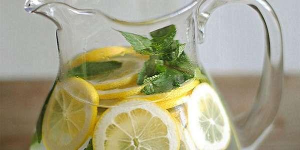 Detox: 10 acque aromatizzate per depurarsi