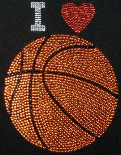 Me encanta el baloncesto.