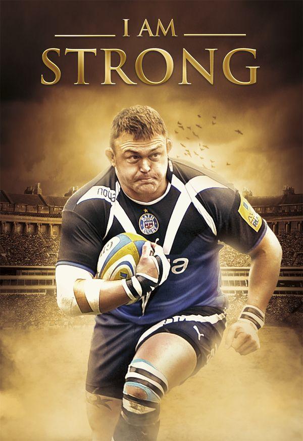 Bath Rugby Club - Visual Branding on Behance
