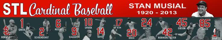 STL Cardinal Baseball