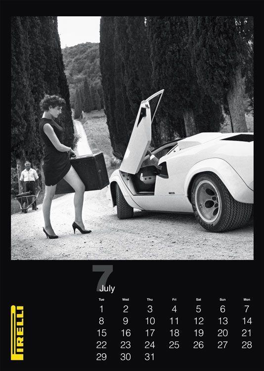 I 50 anni del Calendario Pirelli - D - la Repubblica
