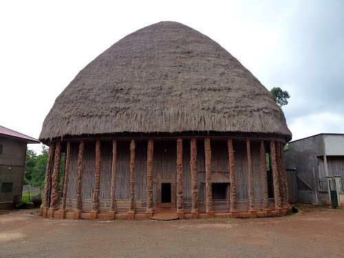 Africa   Chief's Palace in Bandjoun, western Cameroon   ©ilpix, via panoramio