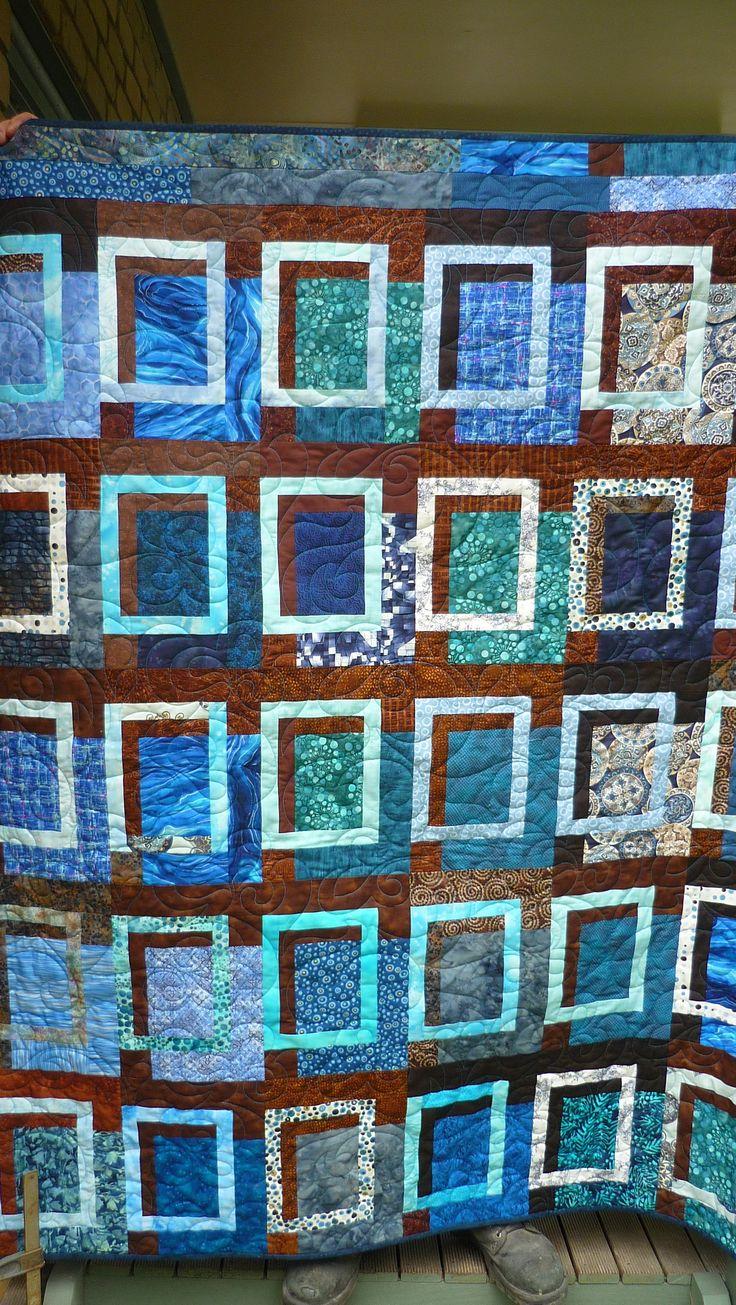 Crossy's quilt