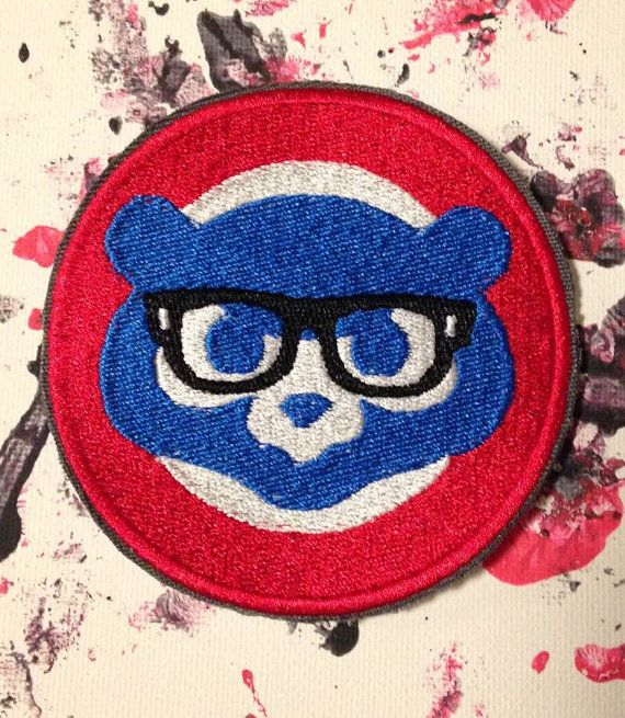 Hey, I found this really awesome Etsy listing at https://www.etsy.com/listing/474693712/chicago-cubs-patch-harry-caray-cubs